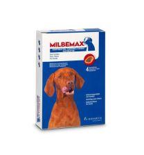 Milbemax kauwtablet Hond 4 tabletten