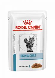 Royal Canin Cat Skin & Coat 12 x 100 gram