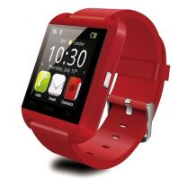 Bluetooth Smart Watch (rood)