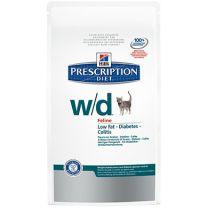 Hill's Prescription Diet w/d Feline zak 5 kg