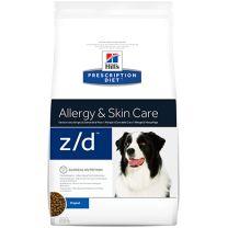 Hill's Prescription Diet z/d Canine zak 10 kg      OP=OP    THT 11-2021