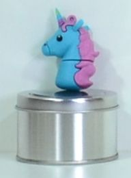 USB Stick Unicorn ( Blauw ) 16 GB