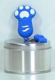 USB Stick Katten Pootje ( Blauw ) 16 GB