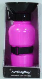 Roze Waterfles Speciaal Voor Honden / Huisdieren