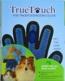 Vachtverzorgingshandschoen voor Hond en Kat