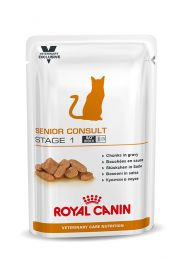 Royal Canin Cat Senior Consult Stage 1 12 x 100 gram