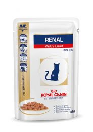 Royal Canin Cat Renal portie rund 12 x 85 gram