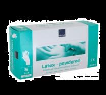 Handschoenen Latex Maat S 100 st.