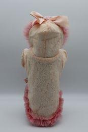 Love coat maat M roze